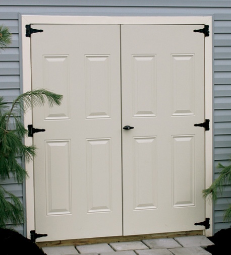 Entry Door Options Double Steel Shed Door Lakeview Sheds
