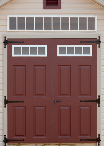 Entry Door Options Double Fiberglass Shed Door Lakeview Sheds