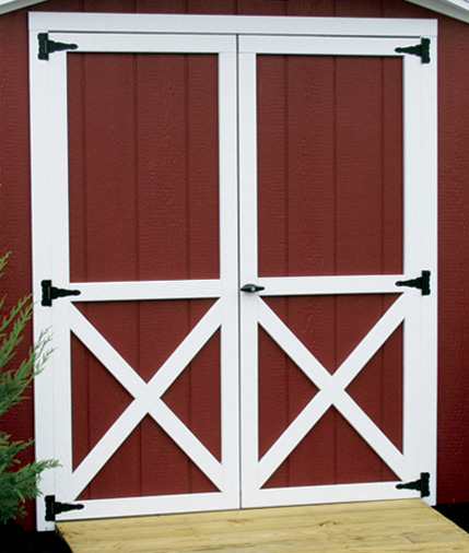 entry door options barn style double door lakeview sheds