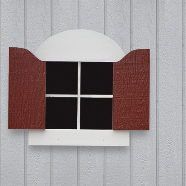 72473-12x12 fixed window w shutters