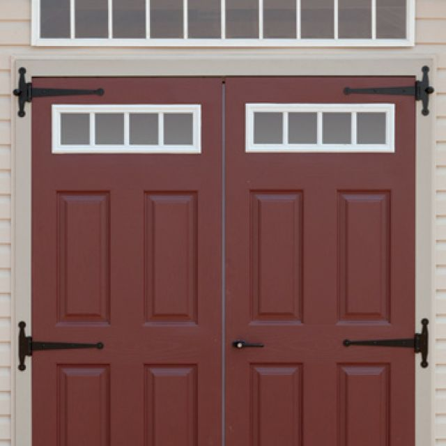 Entry Door Options