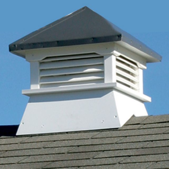 Vents, Cupolas & Accessories