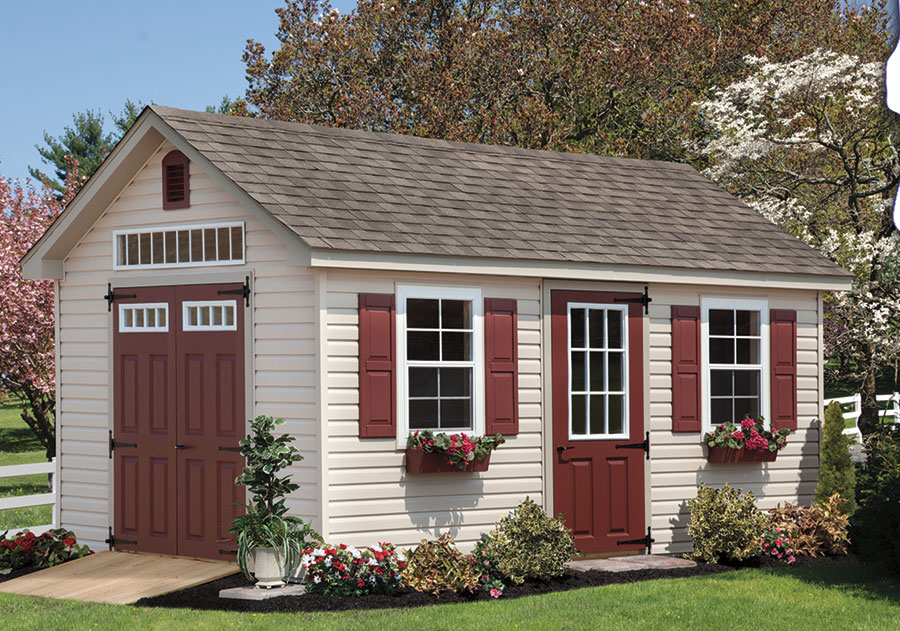Shed Customizer Lakeview Sheds Amp Vinyl Products