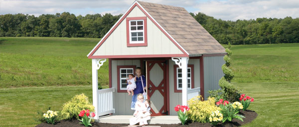 play houses - Garden Sheds Northern Virginia