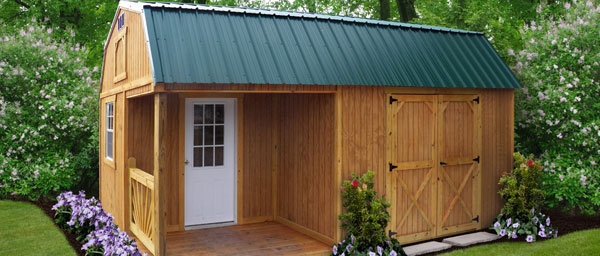 Treated Sheds U0026 Cabins